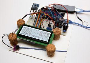 EFIS prototype board