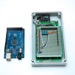 Arduino Mega and EFIS junction board